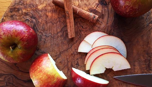 Æblesnapsen laves